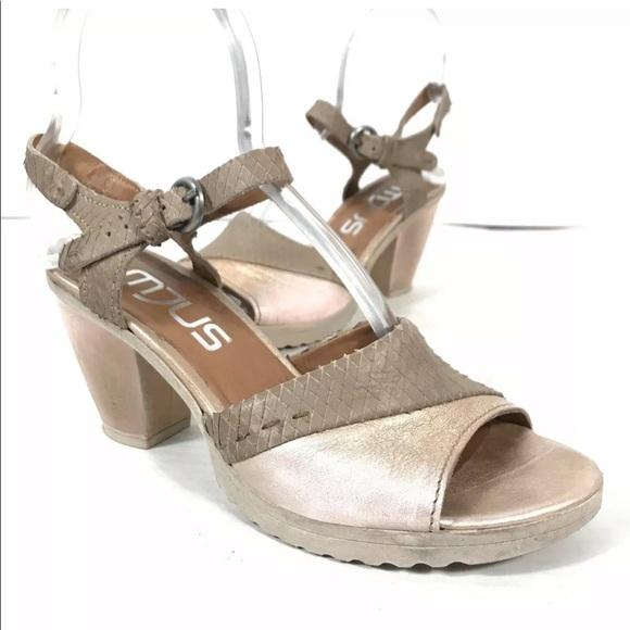 Mjus Italian Leather Sandals